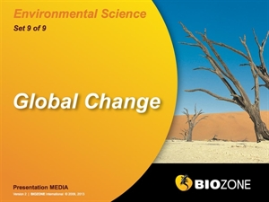 Picture of Global Change